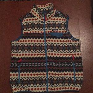 PATAGONIA Aztec Print Vest